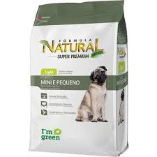 FÓRMULA NATURAL LIGHT MINI E PEQUENO 1 Kg
