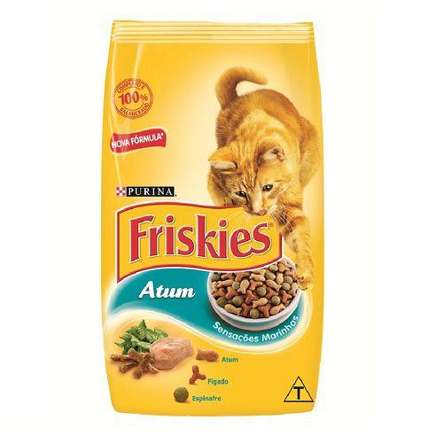 FRISKIES ATUM
