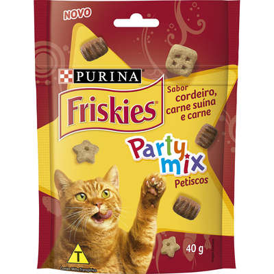 FRISKIES PETISCOS MIX CARNES 40 g