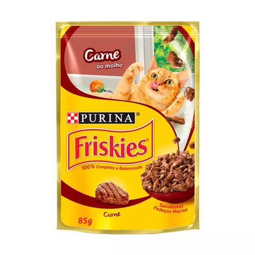 FRISKIES SACHÊ CARNE 85 g