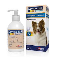 GARMA IGR SHAMPOO 200mL