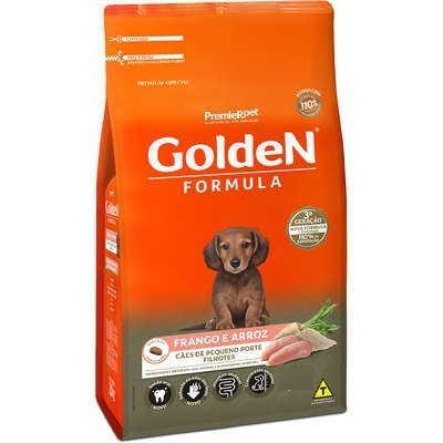 GOLDEN FILHOTE FRANGO MINI BITS