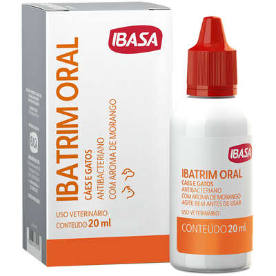 IBATRIM ORAL 20 ml