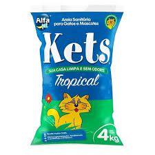 KETS TROPICAL 4 Kg