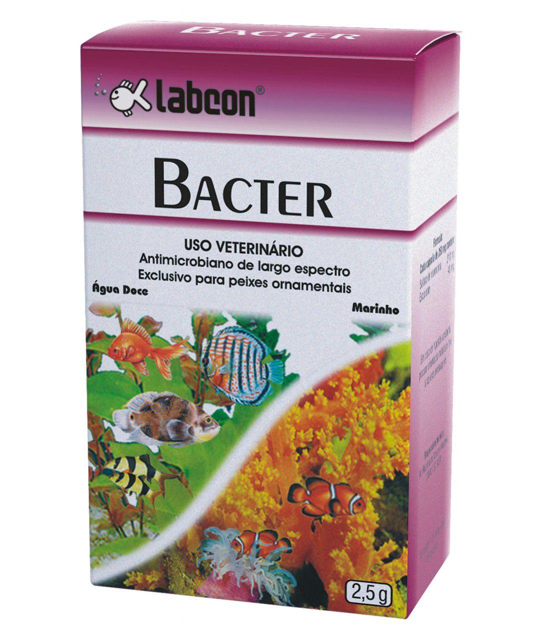 LABCON BACTER 10 CÁPSULAS