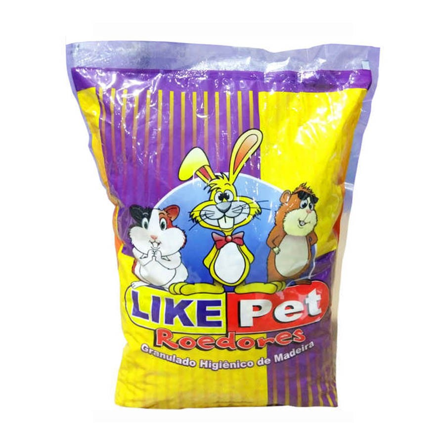 LIKE PET ROEDORES 2Kg