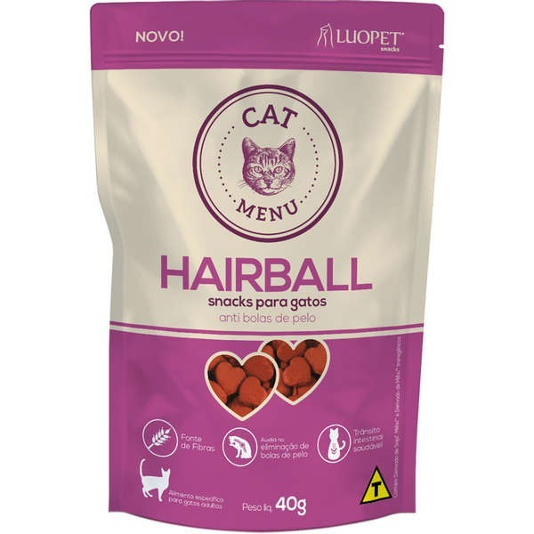 LUOPET CAT HAIRBALL 40 g