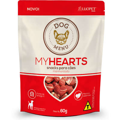 LUOPET MY HEARTS 60 g