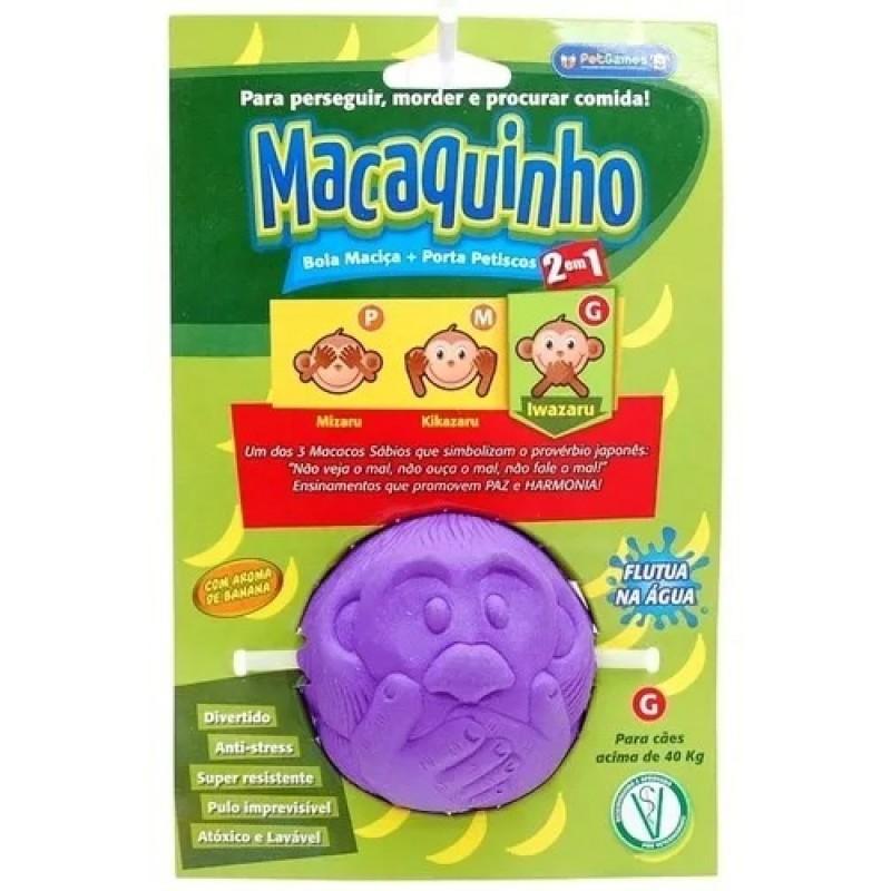 MACAQUINHO G