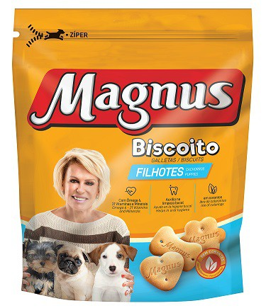 MAGNUS BISCOITO FILHOTES 200 g