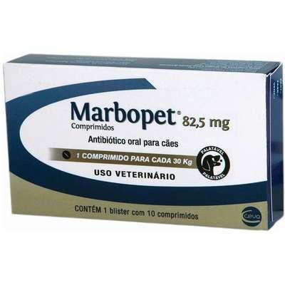 MARBOPET 82,5 mg