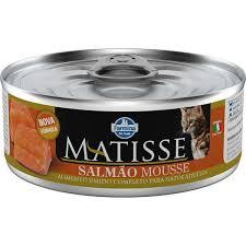 MATISSE WET MOUSSE SALMAO 85 g