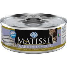 MATISSE WET MOUSSE SARDINHA 85 g