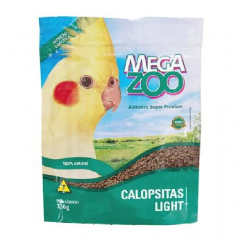 MEGAZOO MIX CALOPSITA LIGHT 350 g