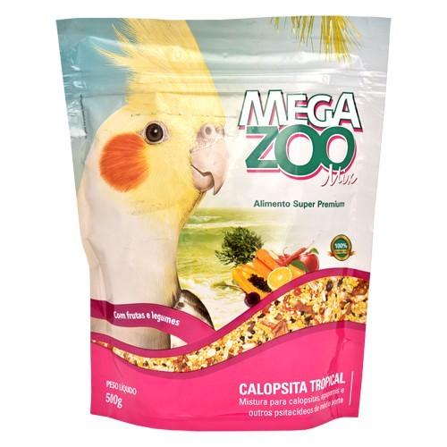 MEGAZOO MIX CALOPSITA TROPICAL 500 g