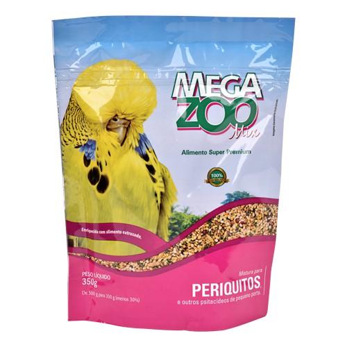 MEGAZOO MIX PERIQUITOS 350 g