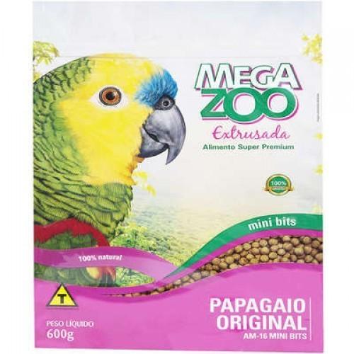 MEGAZOO PAPAGAIO ORIGINAL AM16 600 g