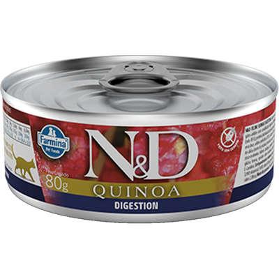 ND WET FELINE QUINOA DIGESTION 80 g