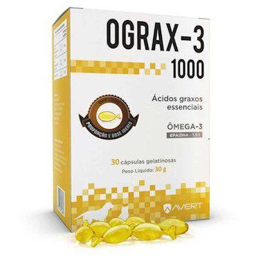 OGRAX-3 1000 mg