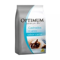 OPTIMUM CAT ADULTO CASTRADO CARNE