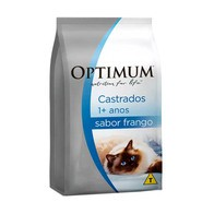 OPTIMUM CAT ADULTO CASTRADO FRANGO
