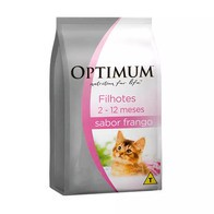 OPTIMUM CAT FILHOTE FRANGO
