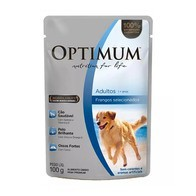 OPTIMUM SACHÊ DOG FRANGO 100 g