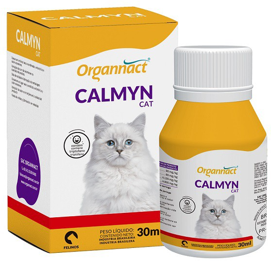 ORGANNACT CALMYN CAT 30 mL
