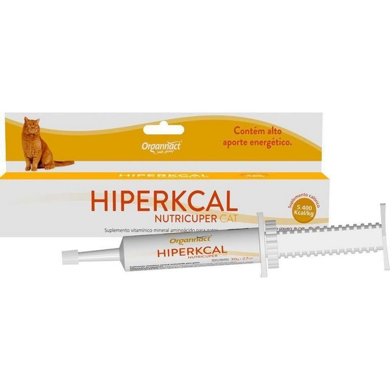 ORGANNACT HIPERKCAL NUTRICUPER CAT 30 g
