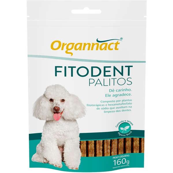 ORGANNACT PALITOS FITODENT REFIL 160 g