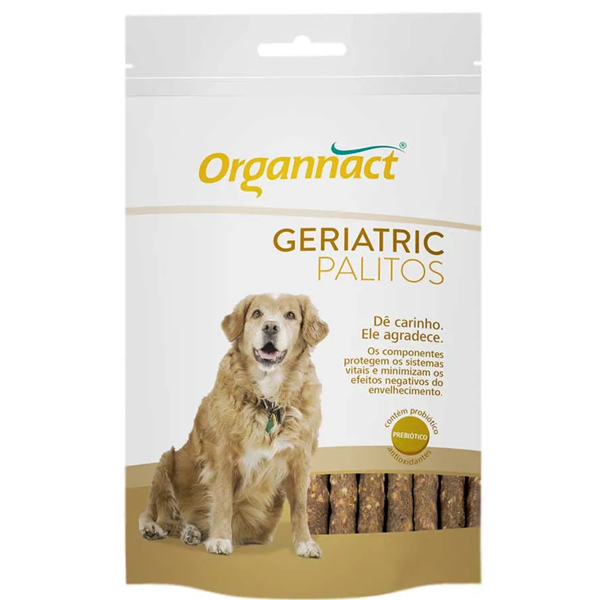 ORGANNACT PALITOS GERIATRIC SACHE 160 g