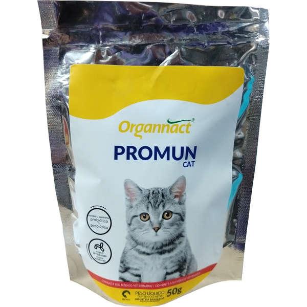 ORGANNACT PROMUN CAT 50g