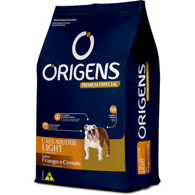 ORIGENS CAO LIGHT FRANGO