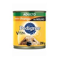 PEDIGREE LATA FRANGO AO MOLHO 290 g