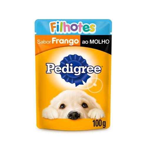 PEDIGREE SACHÊ FILHOTES FRANGO 100 g