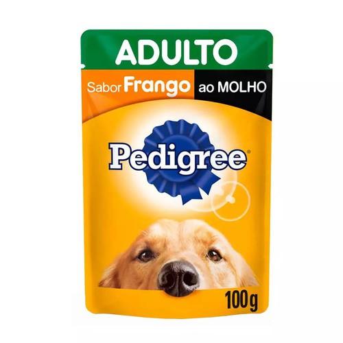 PEDIGREE SACHÊ FRANGO AO MOLHO 100 g