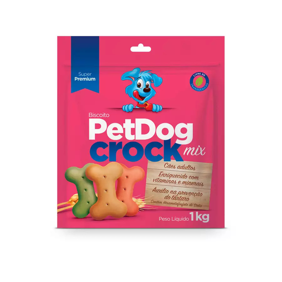 PET DOG CROCK MIX