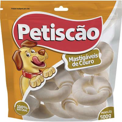 PETISCAO MINI DONUTS 500g