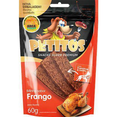 PETITOS BIFINHO FRANGO