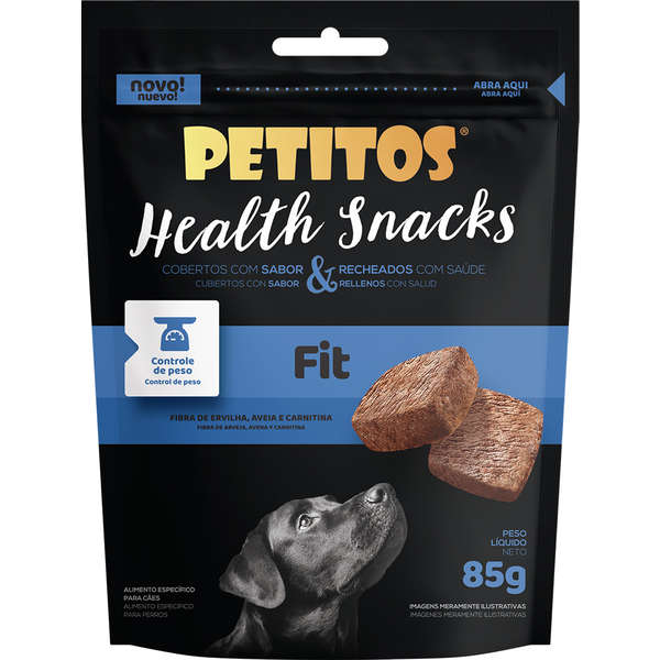 PETITOS HEALTH SNACKS FIT 85g
