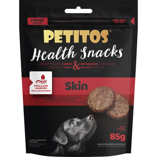 PETITOS HEALTH SNACKS SKIN 85g