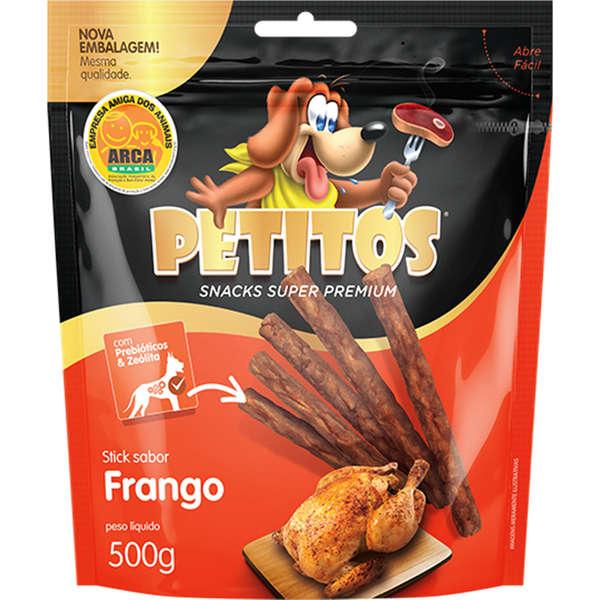 PETITOS PALITO FRANGO 500g