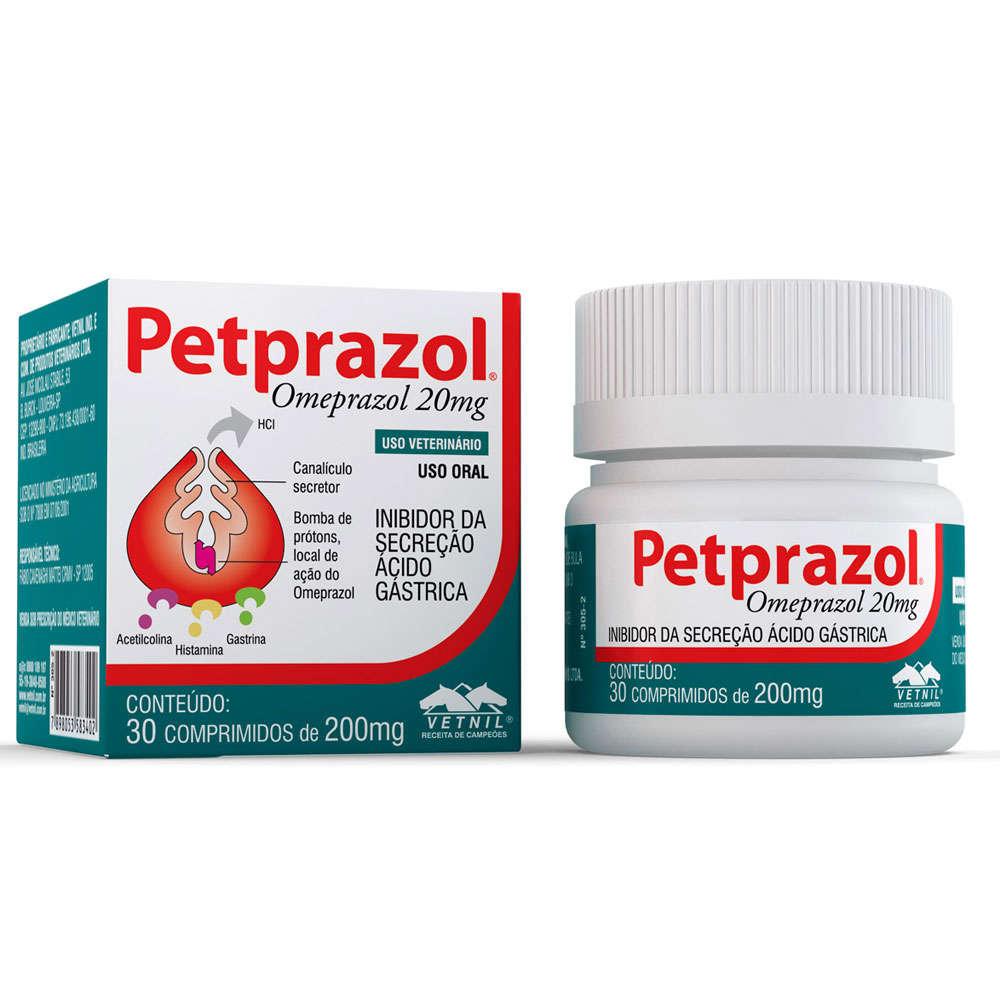 PETPRAZOL 20