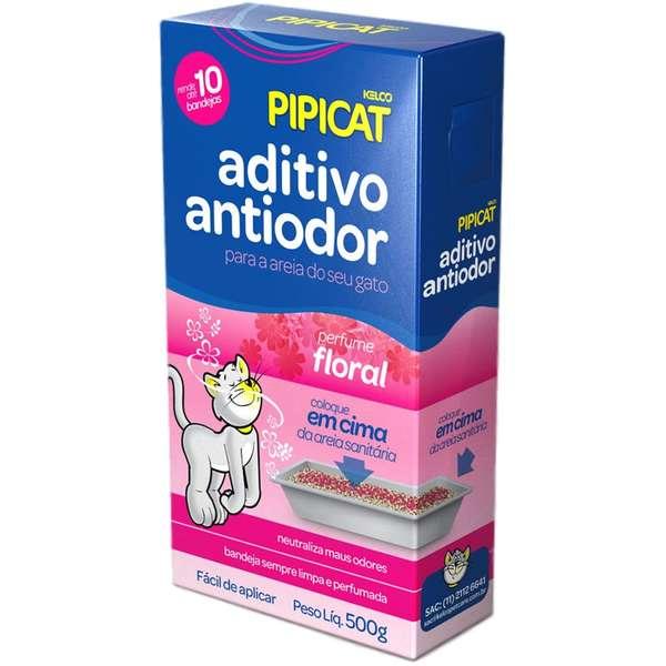 PIPICAT ADITIVO ANTIODOR - FLORAL 500g