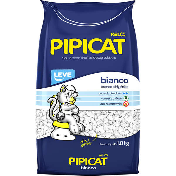 PIPICAT BIANCO 1,8 Kg