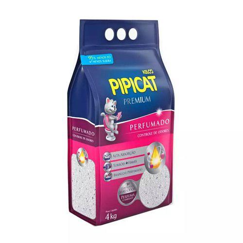 PIPICAT PREMIUM PERFUMADO 4 Kg
