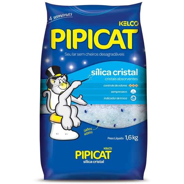 PIPICAT SÍLICA CRISTAL 1,6Kg