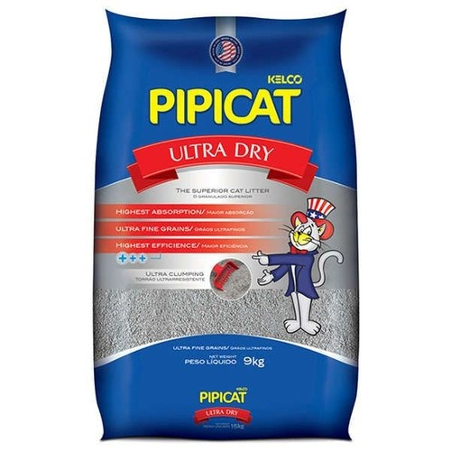 PIPICAT ULTRA DRY 9 Kg