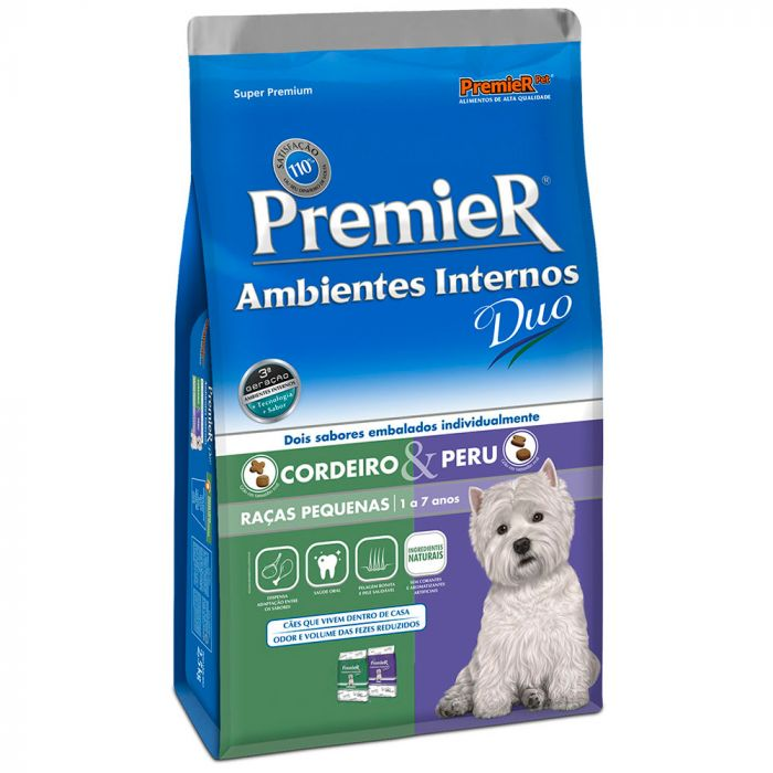 PREMIER ADULTO AMBIENTES INTERNOS DUO