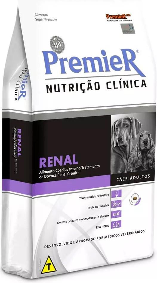 PREMIER NUTRIÇÃO CÃES RENAL